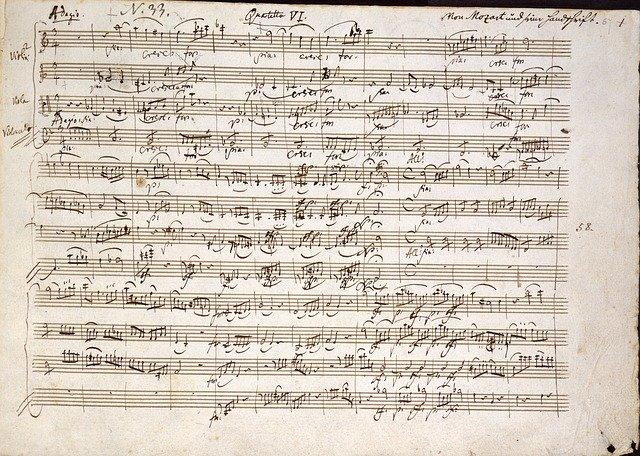 Les plus grands chefs-d'œuvre de Mozart